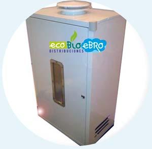 Ecobioebro armario cubrecaldera