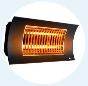 Ecobioebro calefacción eléctrica infrarroja