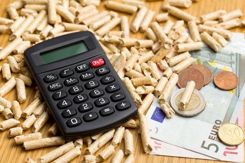 Calculadora de ahorro pellets ecobioebro