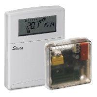 Termostato para calefacción y climatización | Ecobioebro