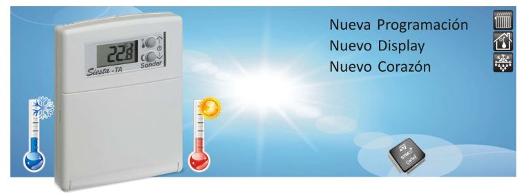 termostato siesta - ecobioebro