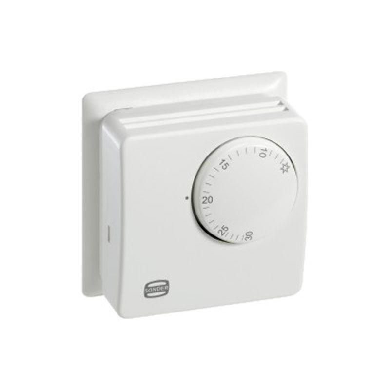 Termostato mec nico ta 3002 ecobioebro - Termostato para calefaccion ...