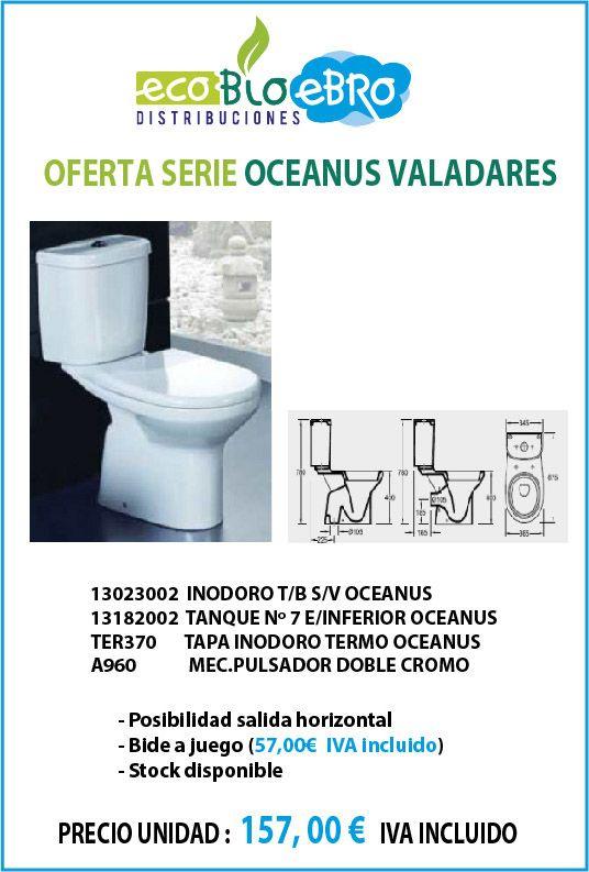 OFERTA SERIE OCEANUS VALADARES