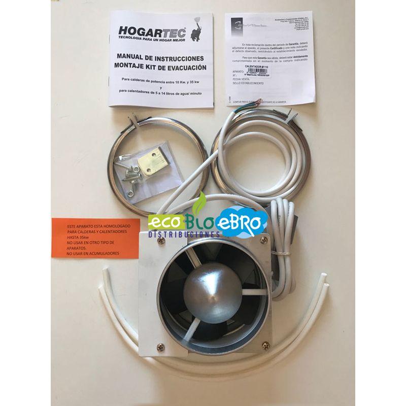 kit hogartec para calentadores y calderas ecobioebro