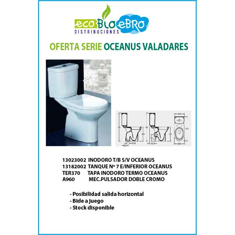 oferta serie oceanus valadares ecobioebro