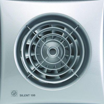 Ventilador de baño SILENT-100 CZ S&P