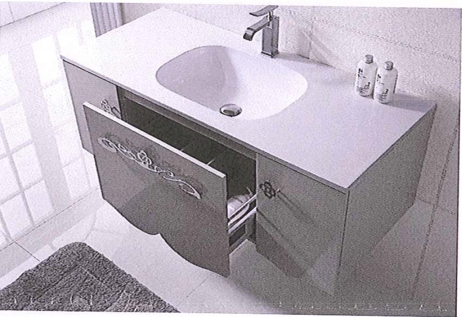 Lavabo resina brillo blanco ecobioebro - Lavabos de resina ...