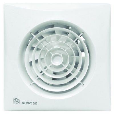 Ventilador de baño SILENT-200 CZ S&P