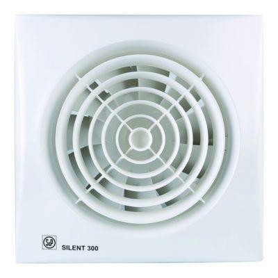 Ventilador de baño SILENT-300 CZ S&P
