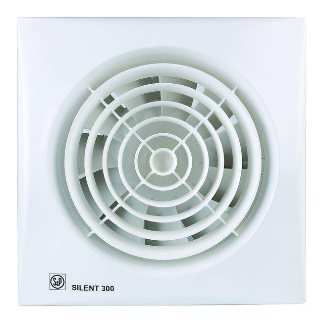 Ventilador De Baño | Ventilador De Bano Silent 300 Cz S P