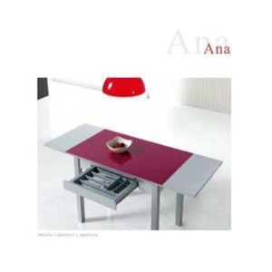Promoción   <span style='color:red;'>MESAS DE COCINA</span>  MESA ANA CRISTAL