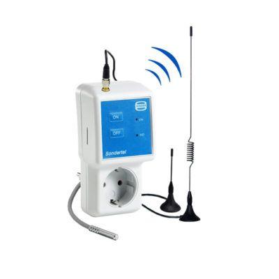 Sondertel - Control telefónico 1 canal enchufable - relé 10A