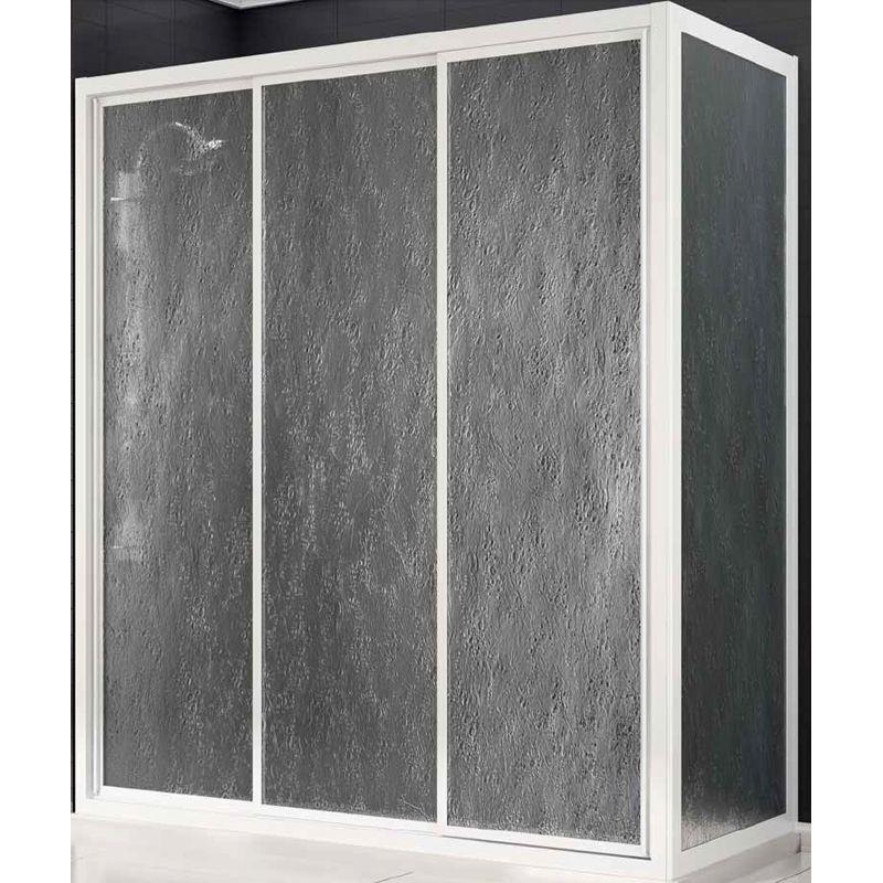 Cal incrustada en mampara gallery of consejos para - Como limpiar la mampara de la ducha ...
