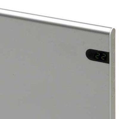 Radiador eléctrico Adax Neo NP Plata 370 mm Altura
