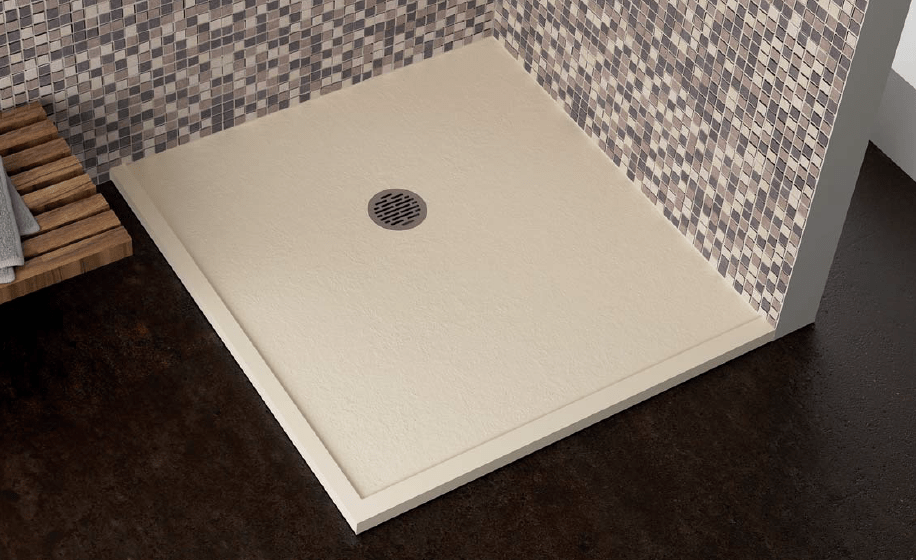 Plato de ducha neo pizarra liso ecobioebro for Platos de ducha de pizarra