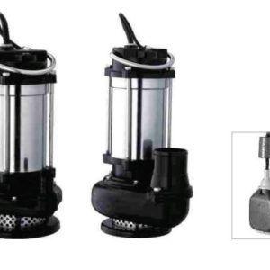 Bombas de Agua Residuales DL-8L-07CS