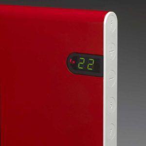 Radiador eléctrico Adax Neo NP Rojo 3