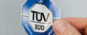 Bioetanol, Certificado Tuv
