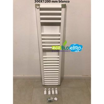 Ambiente-Toallero-Agua-Plano-Blanco-RAL-9016,-300×1200-ecobioebro