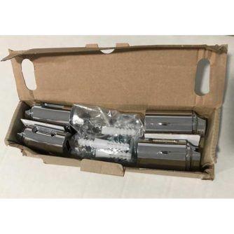 Anclajes-Toallero-Eléctrico-Recto-Cromo,-300x800-mm-con-R3-ecobioebro
