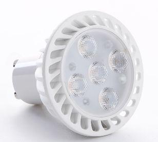 Lámpara de Led (5 Focos) Ecobioebro