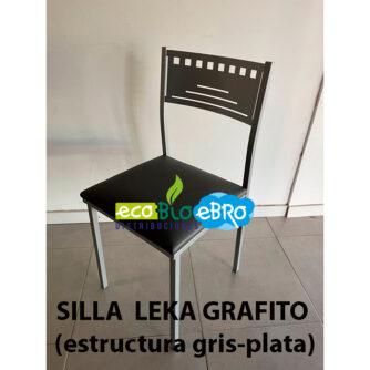 SILLA-LEKA-GRAFITO-estructura-plata-ecobioebro