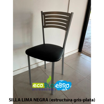 SILLA-LIMA-NEGRA-estructura-gris-plata-ecobioebro