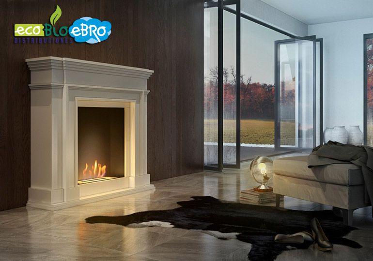 chimenea bioetanol legionis tuv. Black Bedroom Furniture Sets. Home Design Ideas