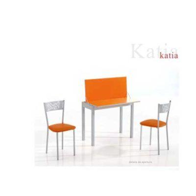 Promoción   <span style='color:red;'>MESAS DE COCINA</span>  MESA KATIA LIBRO