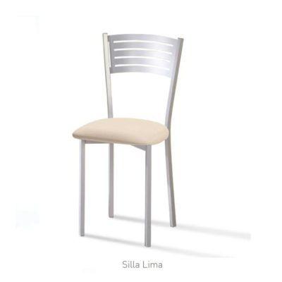 Promoción   <span style='color:red;'>SILLAS DE COCINA</span>  SILLA LIMA