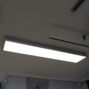 PANEL LED 30x120CM DE SUPERFICIE 36W