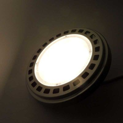 BOMBILLA LED QR111 DRIVER EXTERNO 15W DIMABLE