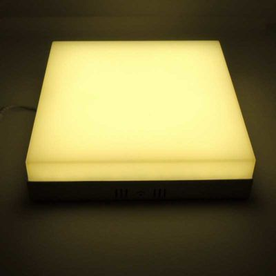 DOWNLIGHT LED DE SUPERFICIE CUADRADO 32W
