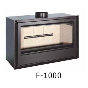 cassetes chimeneas f1000 ladeado