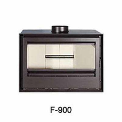 CASSETTES CHIMENEA f900 - Ecobioebro