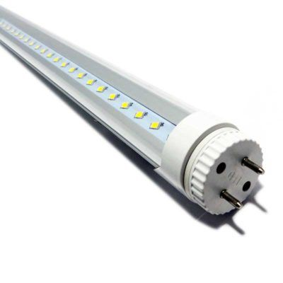 TUBO LED T8 DE 600MM 9W TRANSPARENTE