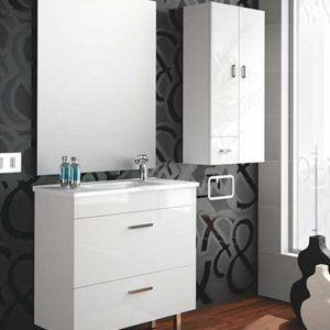 Mueble de Baño Almagro 600 Blanco 2