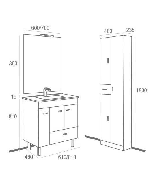 Como instalar muebles de cocina integral for Cocinas integrales alkosto
