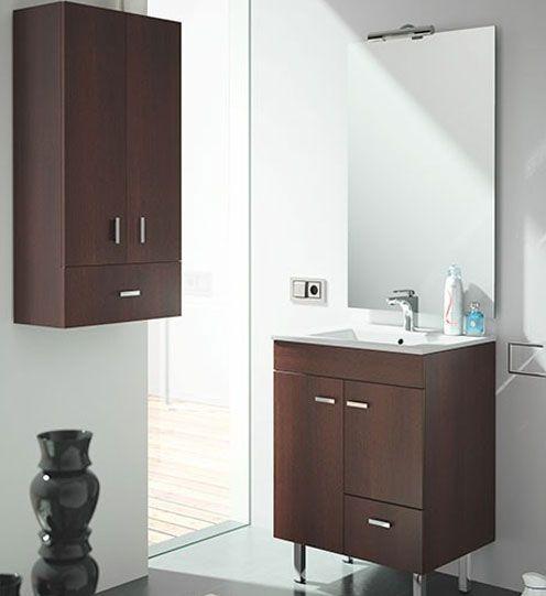 muebles baño muebles salgar mueble de baño betanzos 800 wenge