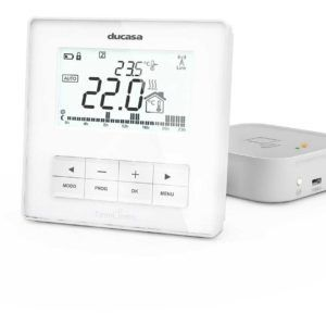 CRONOTERMOSTATO WIFI 3G CONTROL CALDERAS