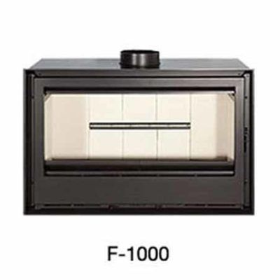 cassetes chimeneas f1000 frontal