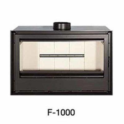 cassetes chimeneas f1000 frontal
