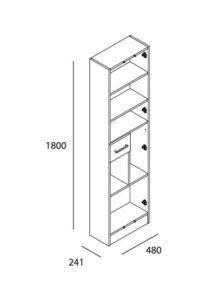medidas-pilar-motril-3-puertas+1-cajon-ecobioebro