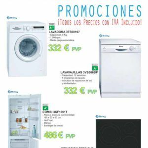 oferta electrodomesticos Beko