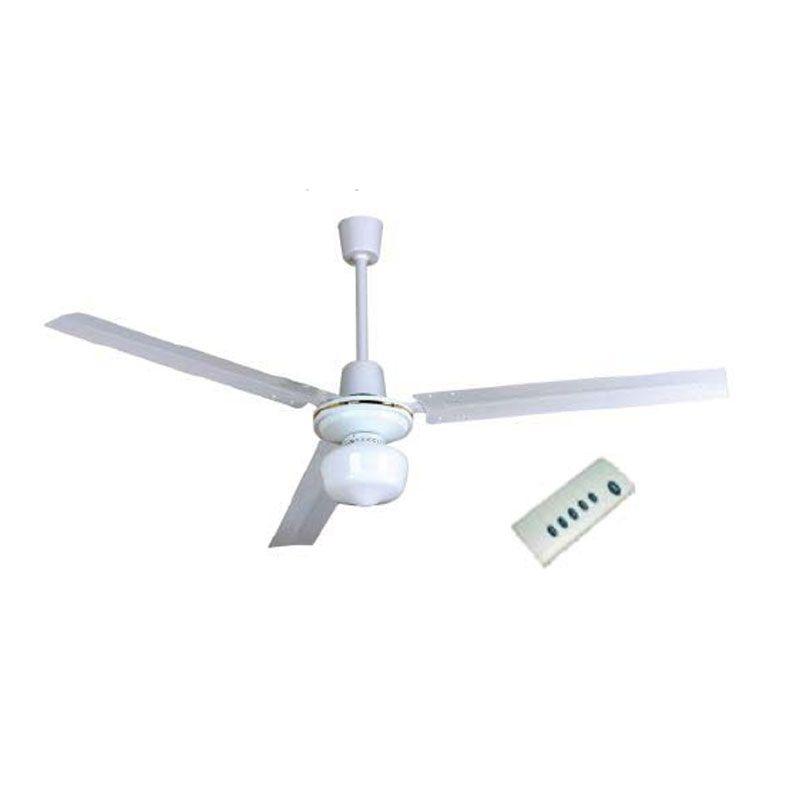 ventilador techo con luz y con mando ecobioebro