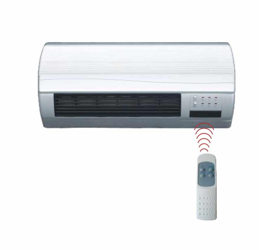 Calefactor el ctrico miniclima ecobioebro - Calefactor de pared ...