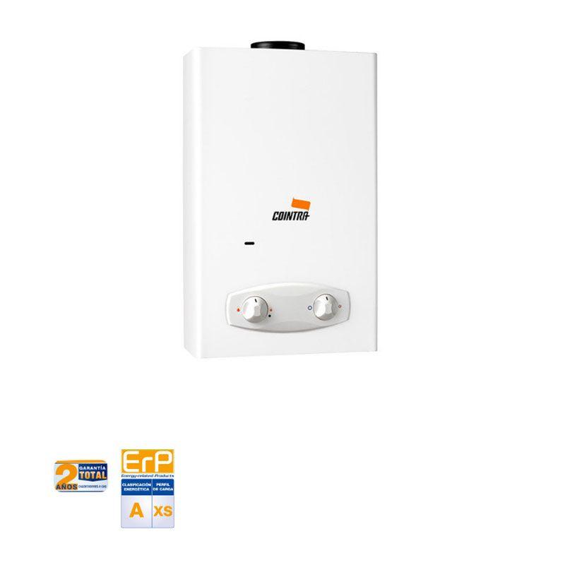 Calentador a gas butano cointra ecobioebro - Calentadores a gas ...