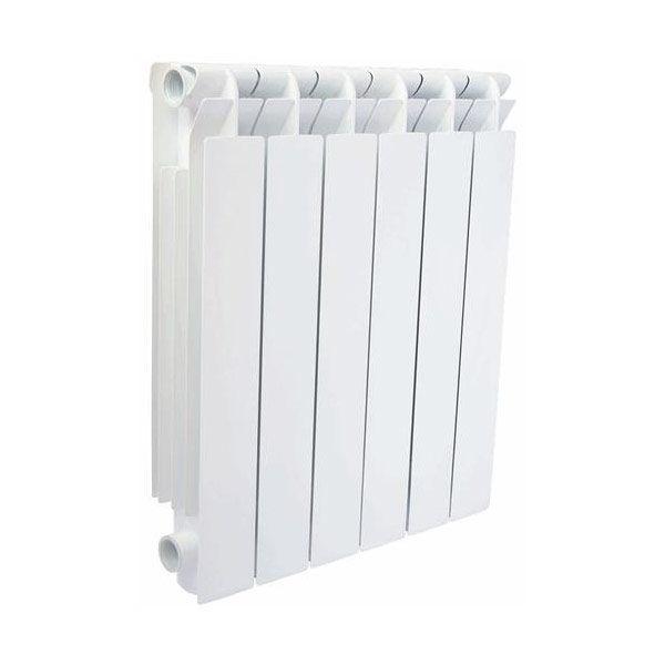 Radiador aluminio modelo cb 500 termat ecobioebro for Catalogo roca calefaccion