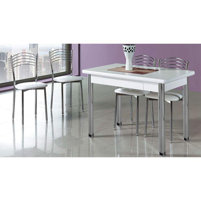 Mesas de cocina mesa gala ext ecobioebro for Mesas cocina zaragoza