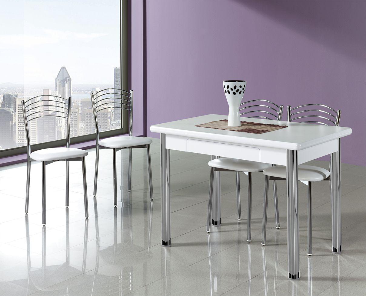 Mesas de cocina mesa gala libro ecobioebro for Mesas libro para cocina